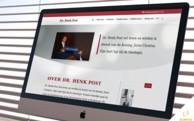 Dr. Henk Post