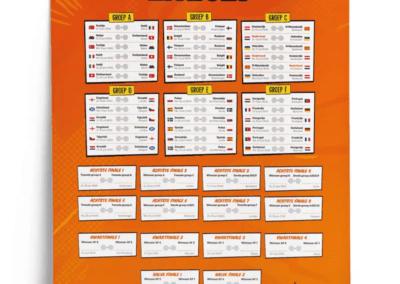 Oranje goal EK speelschema 2021